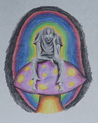 Self Portraits Art - The Bad Trip by Jon David Gemma