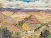 Suzanne Elliott - The Badlands of North...