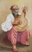 Raffi  Jacobian - The Bandura Player