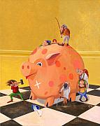 Toys Originals - The Bank Robbery by Leonard Filgate