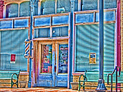 Douglas Barnard - The Barbershop HDR