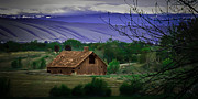 Yakima Valley Photo Framed Prints - The Barn Framed Print by Robert Bales