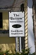 Concord Massachusetts Art - The Barrow by Allan Morrison