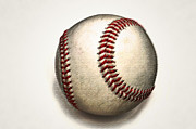 The Baseball Print by Bill Cannon