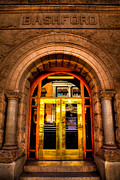 Stone Buildings Photos - The Bashford Building Prescott Arizona by David Patterson