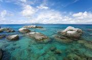 Seascapes - The Baths - Virgin Gorda by Monica and Michael Sweet - Printscapes