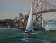 Kristen Olson - The Bay Bridge and...