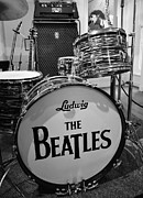 Ringo Photos - The Beat Goes On by Mel Steinhauer