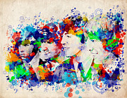 The Beatles 7 Print by MB Art factory