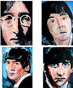 Jon Baldwin  Art - The Beatles