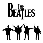 Music Art - The Beatles No.06 by Caio Caldas