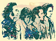 Kim Wang - The Beatles - stylised...