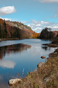 Adirondacks Photo Posters - The Beautiful Bald Mountain Pond II Poster by David Patterson