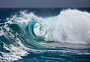 The Beautiful Wave Print by Boon Mee
