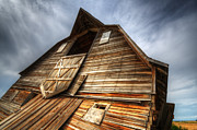 Historical Buildings Prints - The Beauty Of Barns 3 Print by Bob Christopher