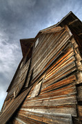 Historical Buildings Prints - The Beauty Of Barns 4 Print by Bob Christopher