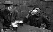 Beer Photo Originals - The Beer Drinkers by Franz Gustincich