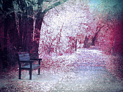 Pace Art - The Bench of Promises by Tara Turner