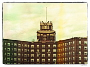 Oceanfront Metal Prints - The Berkeley Hotel Metal Print by Colleen Kammerer