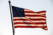Flag Of Usa Prints - The Best Of Old Glory Print by Robert Bales