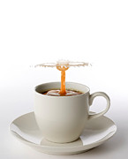 Espresso Prints Posters - The Best Part Of Waking Up Poster by Susan Candelario