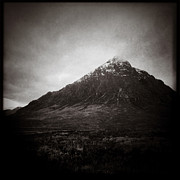 Etive Mor Framed Prints - The Beuckle II Framed Print by David Bowman