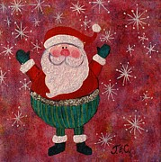 Snowflake Originals - The Big Man by Jane Chesnut