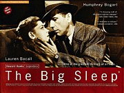 Lauren Bacall Framed Prints - The Big Sleep  Framed Print by Movie Poster Prints