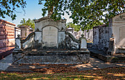 Metairie Cemetery Photos - The Biggest Easy by Steve Harrington