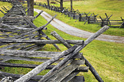 Antietam Photos - The Bloody Lane at Antietam by Paul W Faust -  Impressions of Light
