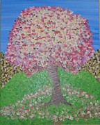 Jilly Curtiss - The blossom tree