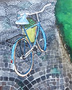Catalina Velasquez  - The Blue Bike