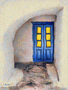 George Rossidis - The blue door B