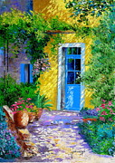 Jean-Marc JANIACZYK - The blue door