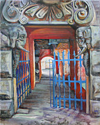 Marina Gnetetsky - The Blue Gate