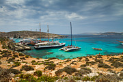 Gabor Pozsgai - The Blue Lagoon Comino...