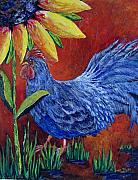 Suzanne Theis - The Blue Rooster