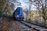 Debra and Dave Vanderlaan - The Blue Train