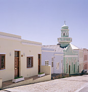 Old Neighbourhood Art - The Bo Kaap by Shaun Higson