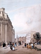 The Board Of Trade, Whitehall Print by Thomas Shotter Boys