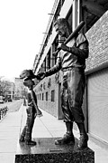 Ted Williams Prints - The Boston Legend Print by Greg Fortier