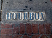 Joseph Baril - The Bourbon Street Sign