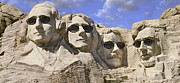 Mount Rushmore Art - The Boys Of Summer 2 Panoramic by Mike McGlothlen