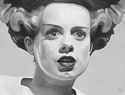 JL Meana - The Bride of Frankenstein