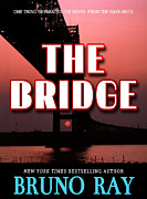 Book Cover Design Art - The Bridge Book Cover by Mike Nellums
