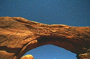 Arches National Park Originals - The Bridge to Darkness by Eric Dewar