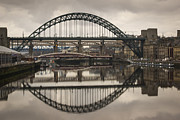 George Davidson - The Bridges of Newcastle