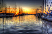 Yacht Photos - The Brightest Star In The Sky by Heidi Smith