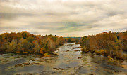 Lexington South Carolina Prints - The Broad River Print by Steven Richardson