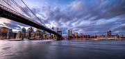 Ramon Nuez - The Brooklyn Bridge From...
